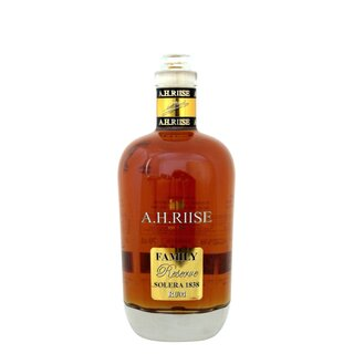 A.H. Riise Rum Family Reserve Solera
