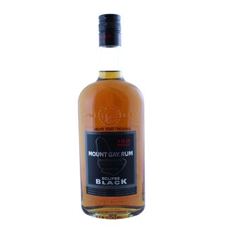 Mount Gay Rum Eclipse Black